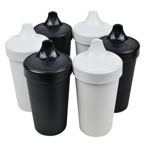 Spill Proof Cup (2pk) - Black