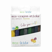 Load image into Gallery viewer, Eco-Crayon Sticks (20pk)