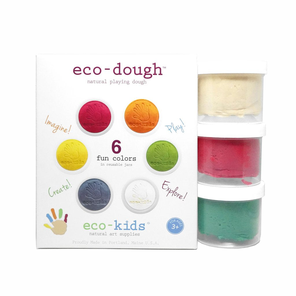 Eco-Dough (6pk)