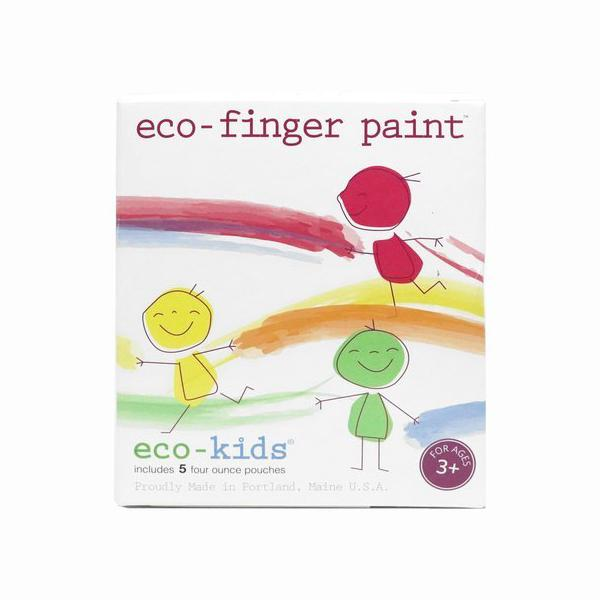 Eco-Finger Paint