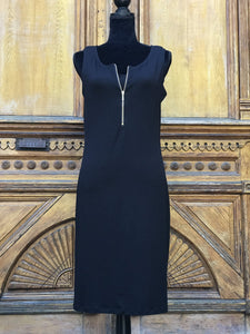 Emmy Organic Bamboo Dress - Black