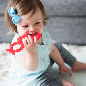 Yummeez Teether (Cherry Berry)