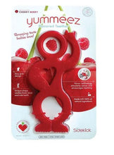 Load image into Gallery viewer, Yummeez Teether (Cherry Berry)
