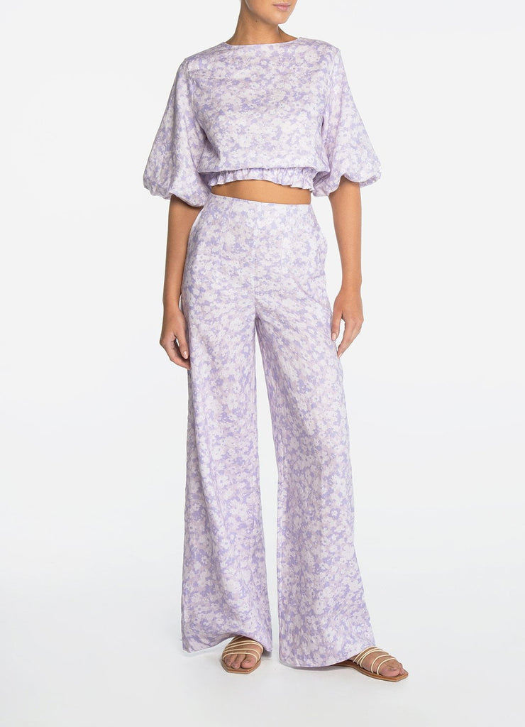 Lavender Vacation Pant