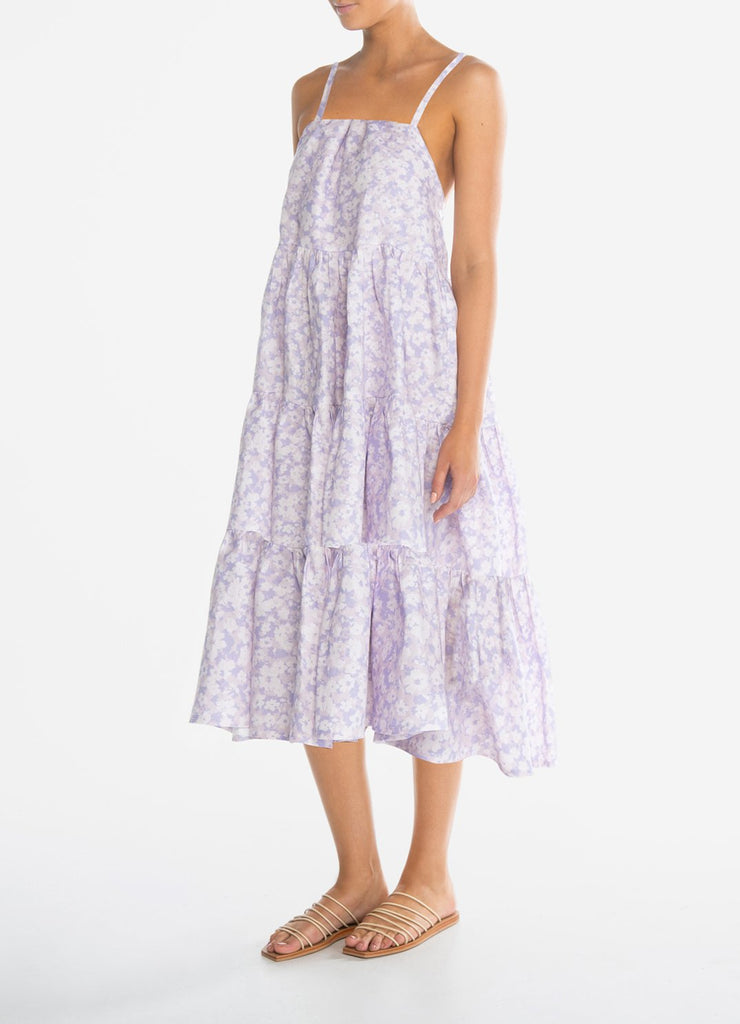 Lavender Aftersun Dress