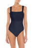 Blackberry Suede One Piece