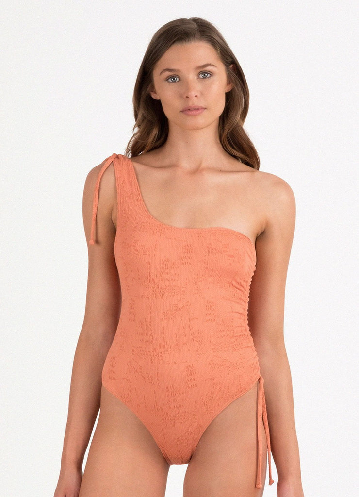 Brandied Apricot One Piece
