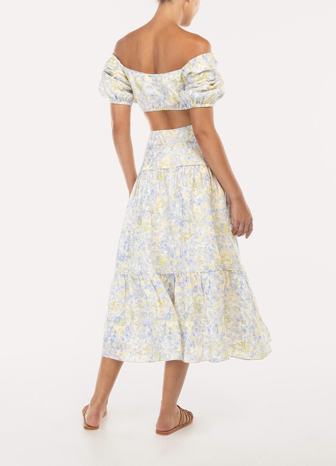 Forget Me Not Cut Out Dress