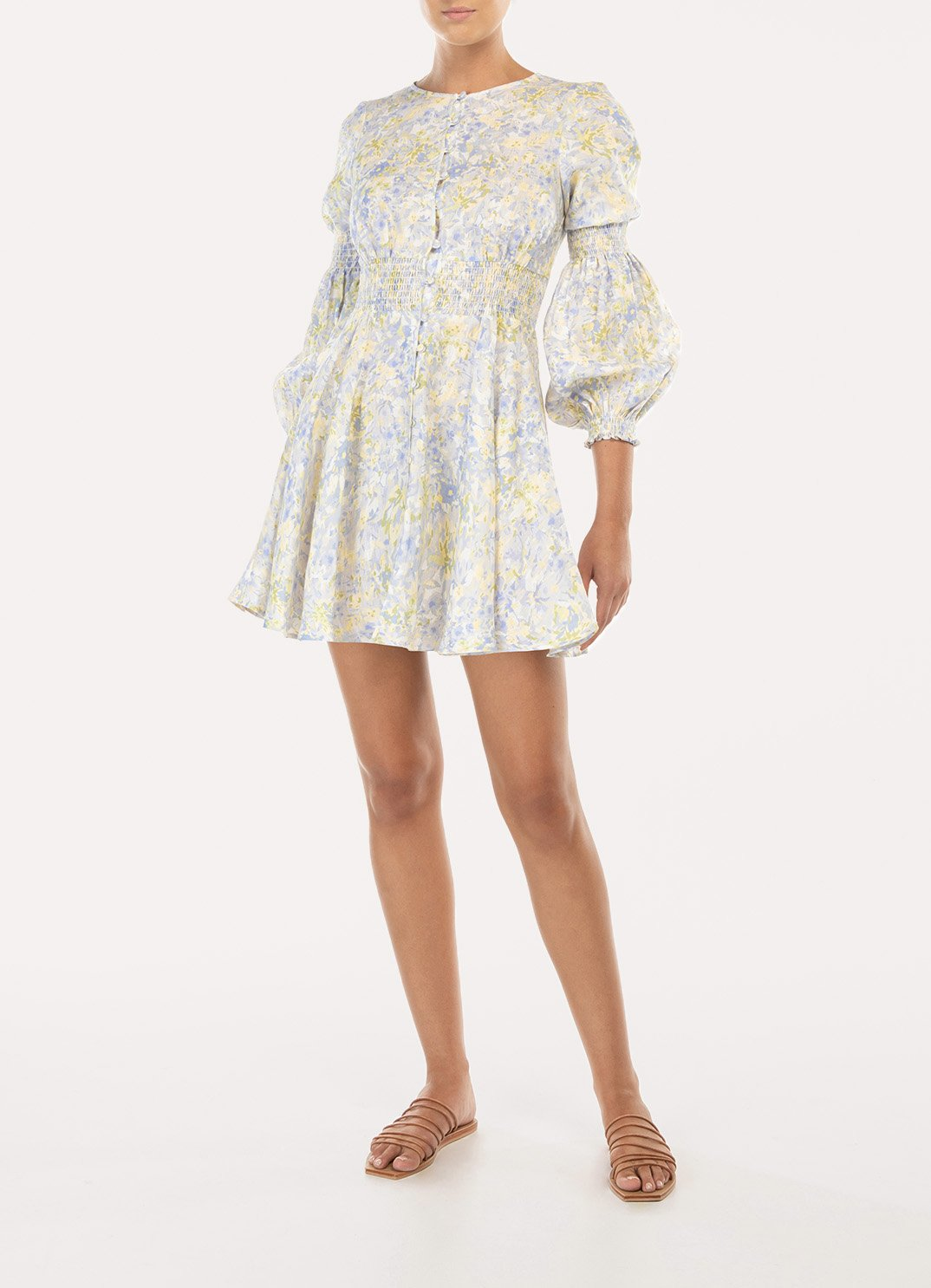 Forget Me Not Poolside Mini Dress
