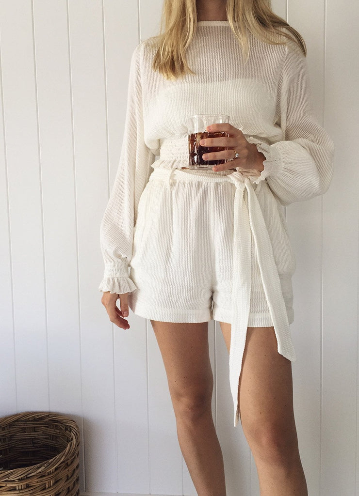 Magnolia Long Sleeve Blouse