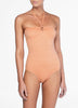 Shimmer Ruched One Piece