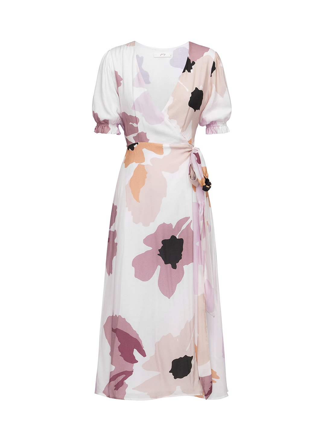 Soiree Wrap Dress