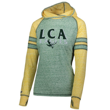 Ladies Multicolor Hood Tee