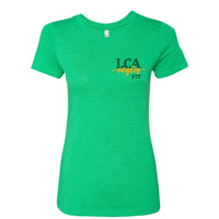 PTF Ladies Fitted Green
