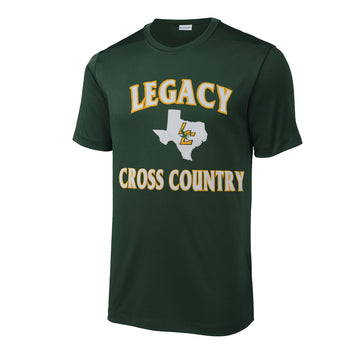 Legacy Cross Country Athletics Dri Fit Tee