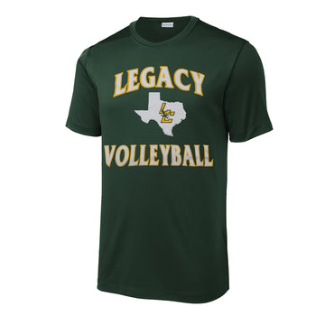 Legacy Volleyball Athletics Dri Fit Tee
