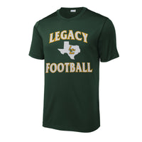Legacy Football Athletics Dri Fit Tee