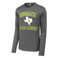 Legacy Cross Country Athletics Dri Fit Long Sleeve Tee