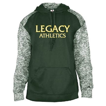 Athletics Color Block Performance Fleece Hoodie