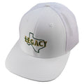 Athletics White Texas Snapback Hat