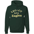 Youth Green LCA Cotton Blend Hoodie