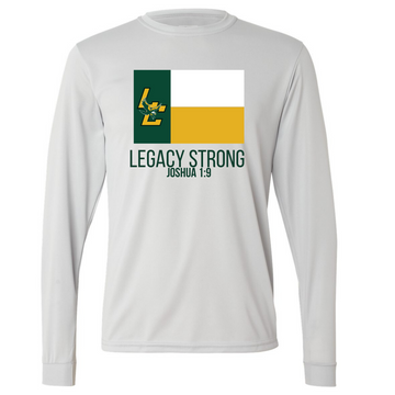 Legacy Strong Performance Tee