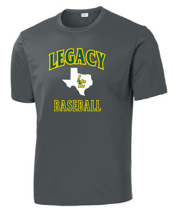 Legacy Baseball Dri Fit Short Sleeve Tee