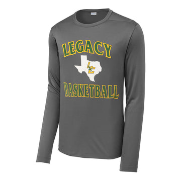 Legacy Basketball Dri Fit Long Sleeve Tee