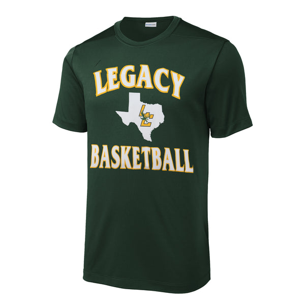 Legacy Basketball Dri Fit Tee