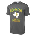 Legacy Cheer Dri Fit Short Sleeve Tee