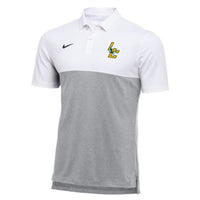 Athletics NIKE DRY SHORT SLEEVE COLORBLOCK POLO
