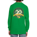 20th Anniversary Youth Long Sleeve Tee