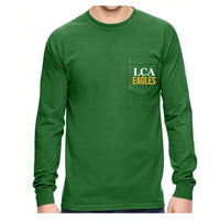 20th Anniversary Clover Green Long Sleeve Tee