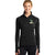 Embroidered Ladies 1/2 Zip Performance Pullover