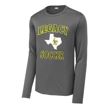 Legacy Soccer Dri Fit Long Sleeve Tee