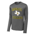Legacy Swimming Dri Fit Long Sleeve Tee