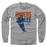 Anders Lee Men's Long Sleeve T-Shirt | 500 LEVEL