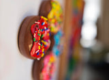 Donut Magnets (4pcs) - Monka! Goods