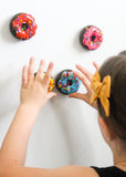 Donut Magnet Set (4pcs)
