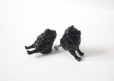 Lion Drawer Pulls (2pcs)