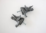 Triceratops Drawer Pulls (2pcs)