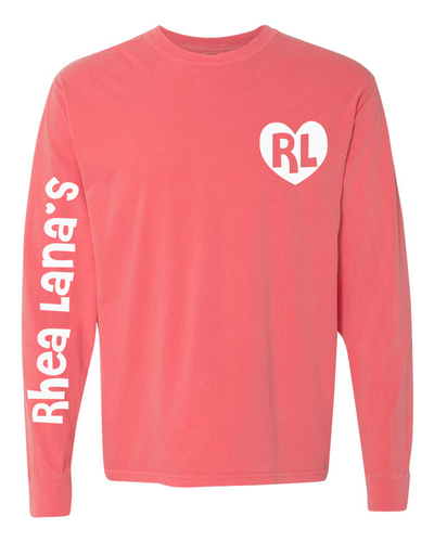 Rhea Lana's Long Sleeve Tee   **CYBER MONDAY SPECIAL**