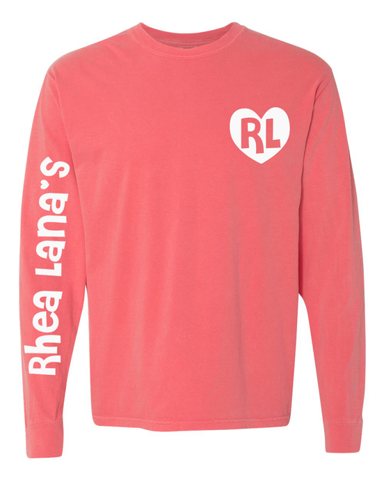 Rhea Lana's Long Sleeve Tee