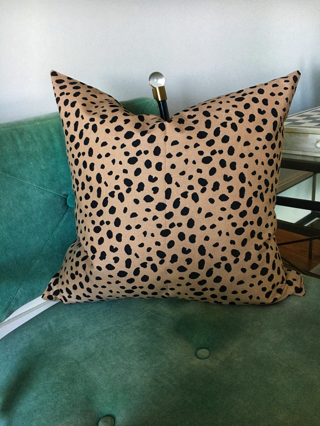 Cushion Covers - Leopard Print