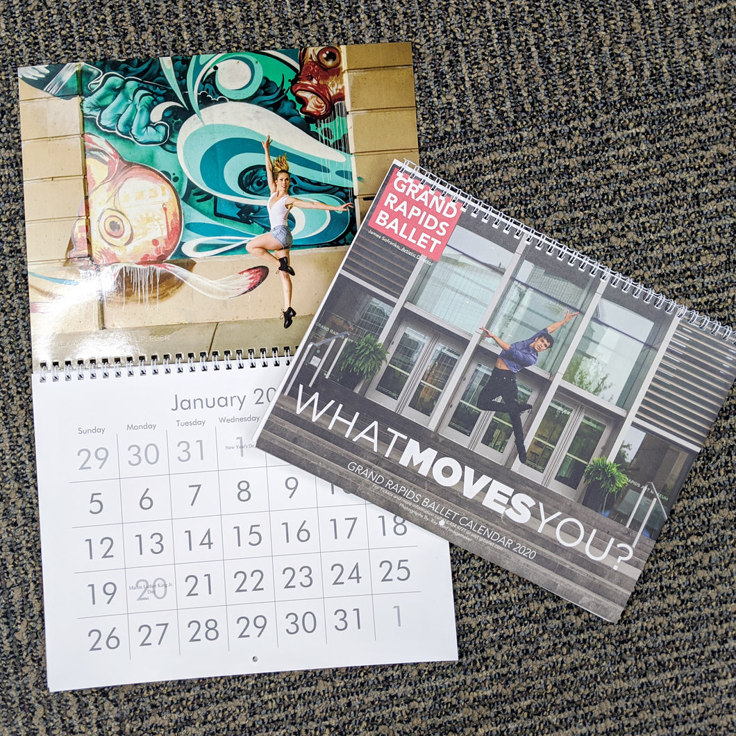 GRB 2020 Calendar – Color