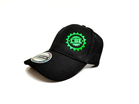 CBE RC FAB FITTED HAT L-XL green