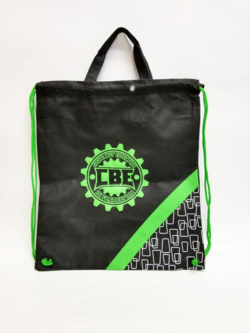 CBE RC FAB SWAG BAG green