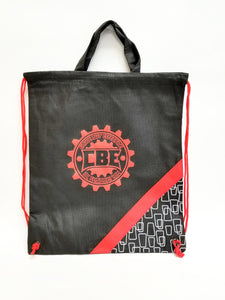 CBE RC FAB SWAG BAG red