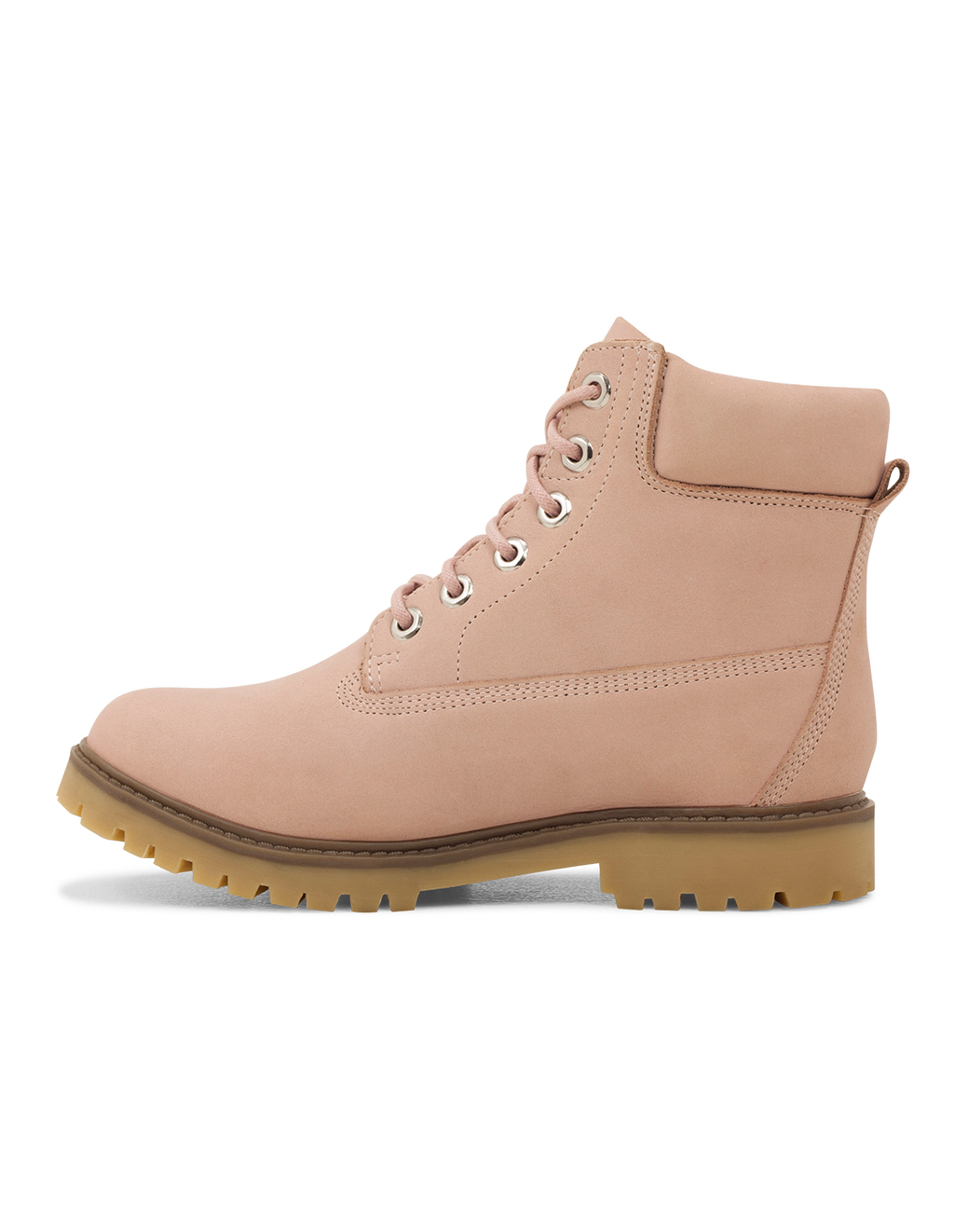 Blush Nubuck
