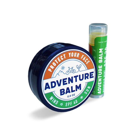 Adventure Balm Combo - Alpine Armour